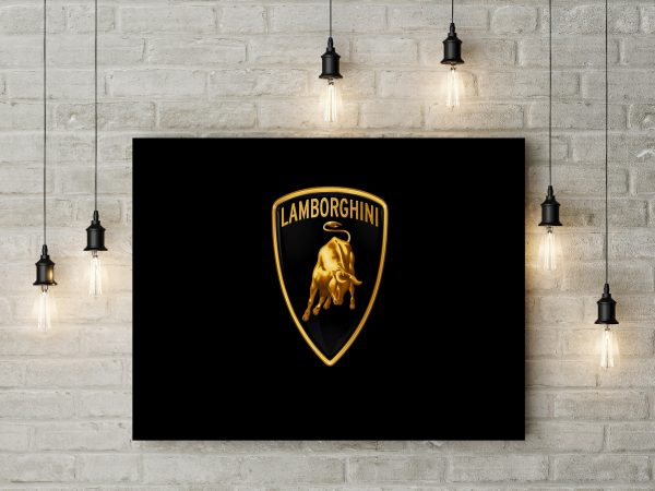 Lamborghini Sign 1