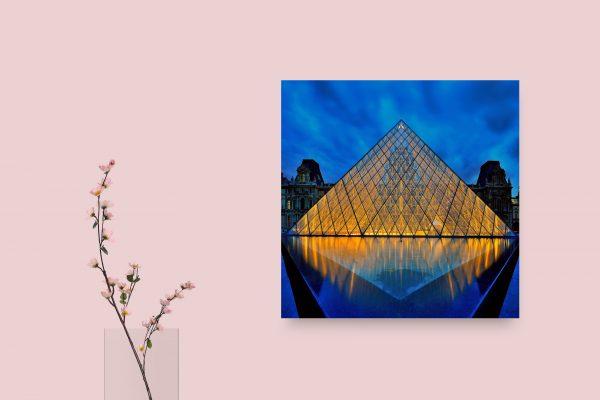 Louvre Museum Paris France 1