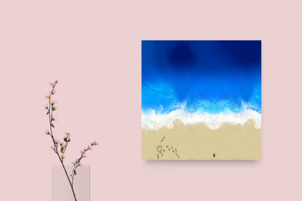 Love In Beach 1
