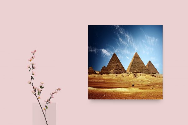 Lovely Egyptian Pyramids 1