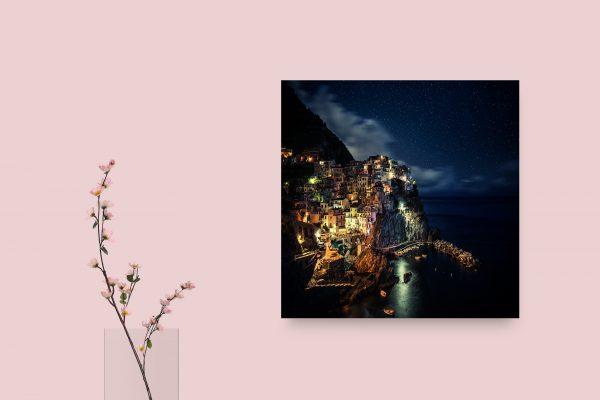 Manarola In Cinque Terre Italy 1
