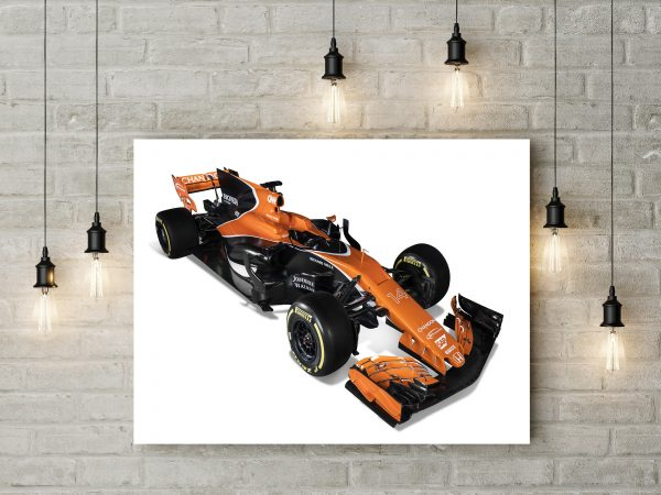 McLaren Honda MCK32 F1 1