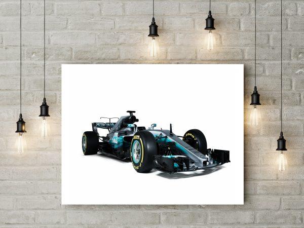 Mercedes AMG F1 W08 EQ Power 1