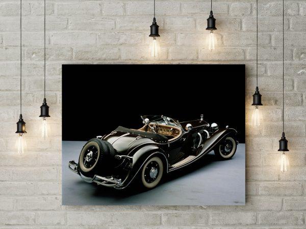 Mercedes Classic Car 1