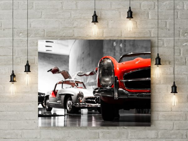 Mercedes Classic Cars 1
