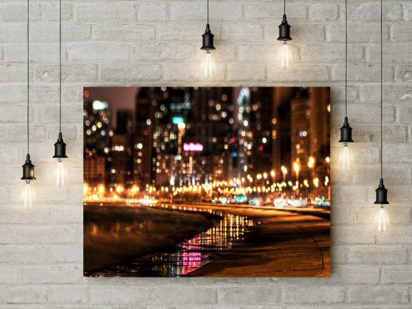 New York City Lights 1