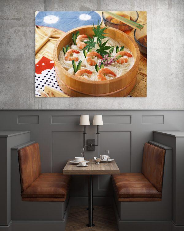 Noodles With Shrimps 1