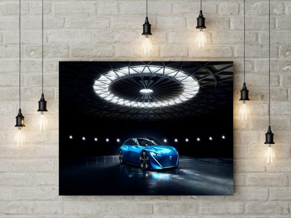 Peugeot Instinct Concept 1