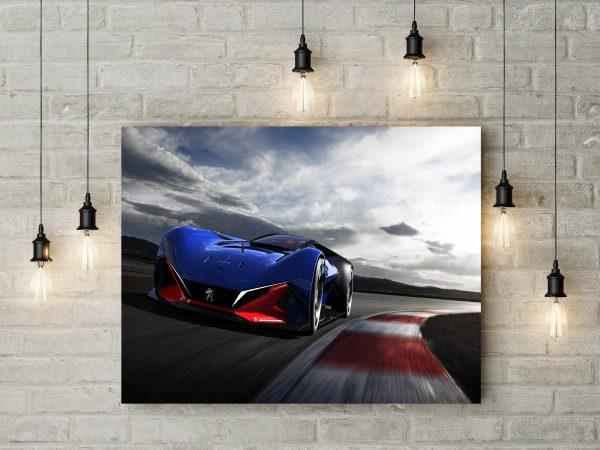 Peugeot L500 R Hybrid Concept 1