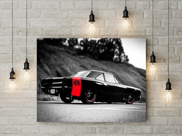 Plymouth Roadrunner Hemi 1