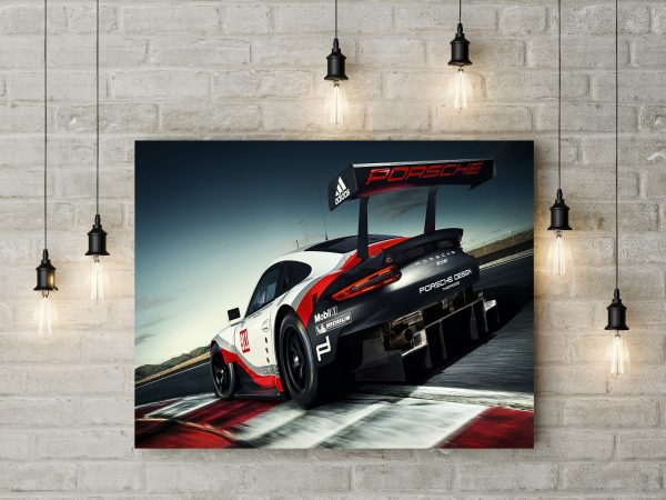 Porsche 911 RSR 1