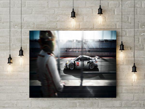 Porsche 911 RSR Racing 1