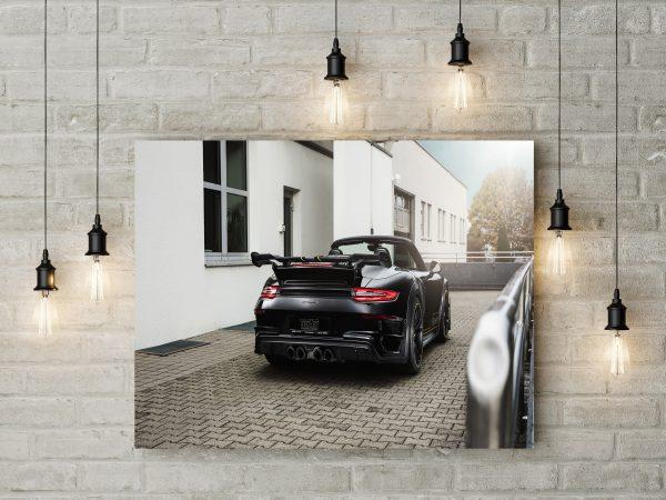Porsche 911 Turbo GT Techart 1