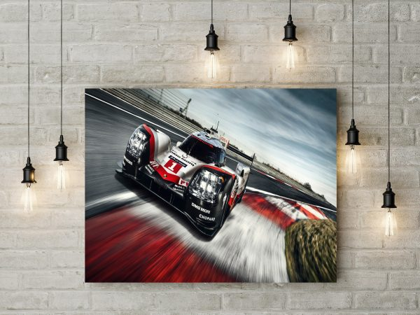 Porsche 919 Hybrid Le Mans 1