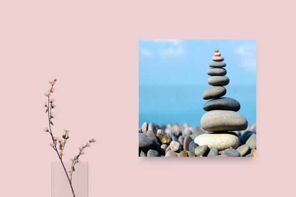Pyramid Beach Stones 1