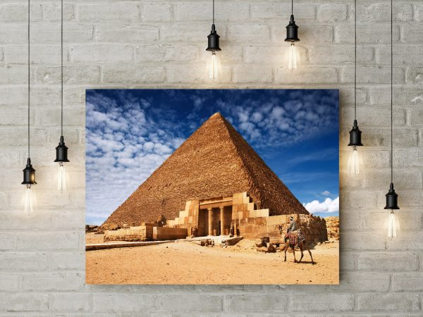 Pyramid In Egypt 1