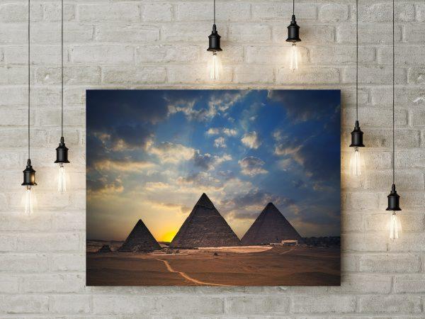 Pyramids Of Egypt 1