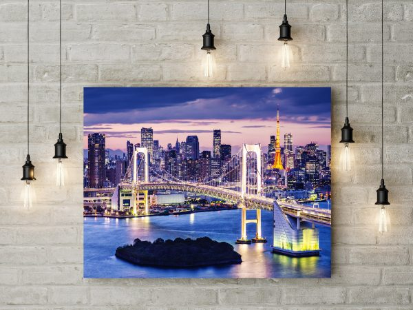 Rainbow Bridge Tokyo Bay 1
