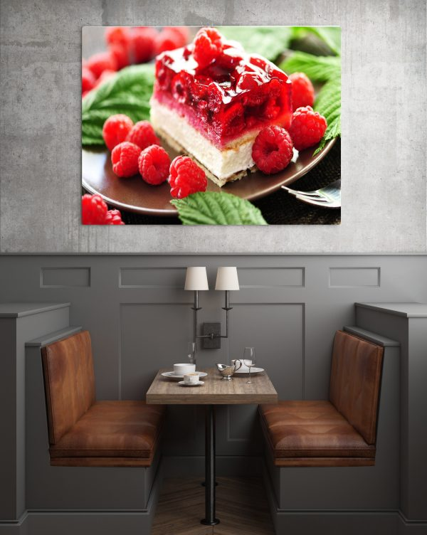 Raspberry Cake 1