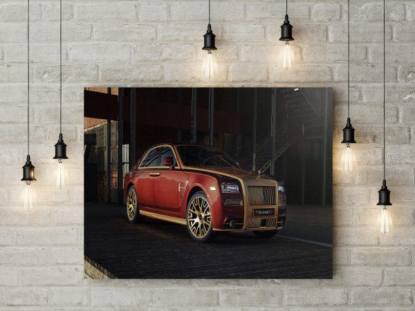 Rolls Royce Mansory Ghost 1