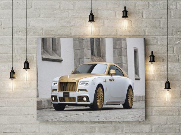 Rolls Royce Mansory Wraith Palm Edition 1