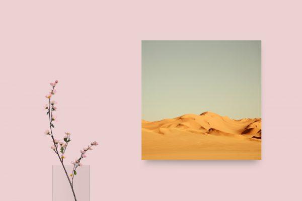 Sand Dunes Of Sahara Desert 1