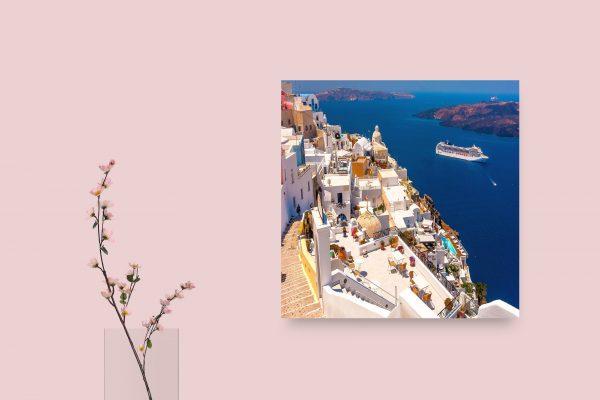 Santorini Greece Thira 1