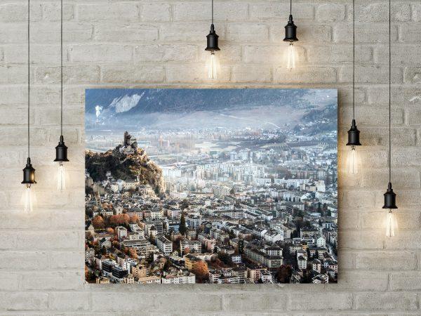 Sion City Switzerland 1