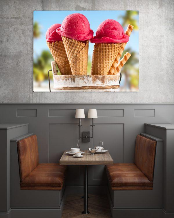 Strawberry Ice Cream 1