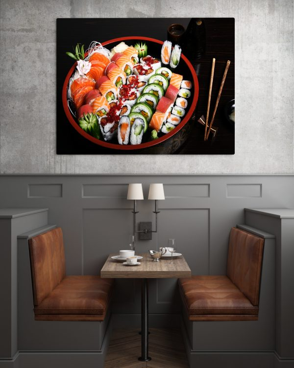 Sushi In Bow 1