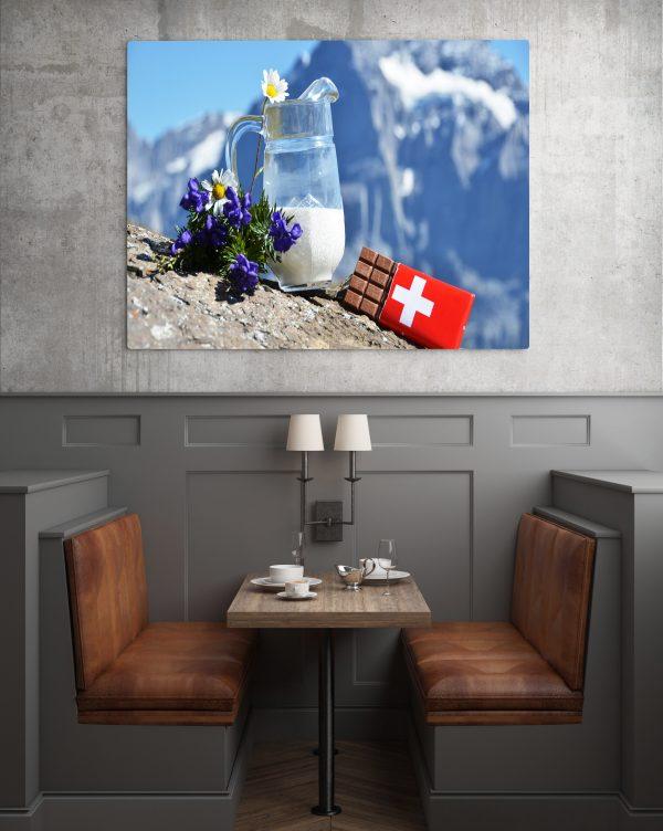Swiss Chocolate Mild And Alps 1