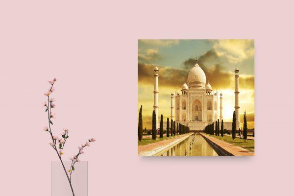 Taj Mahal India 1