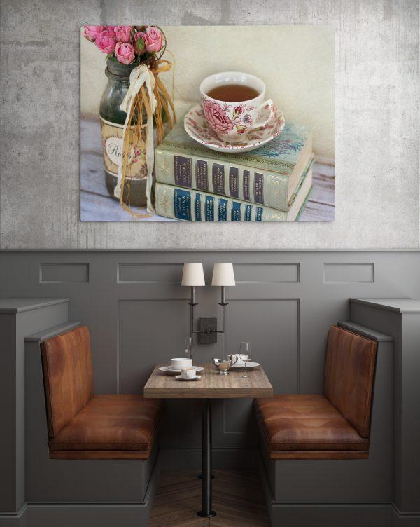 Tea Roses And Books 1