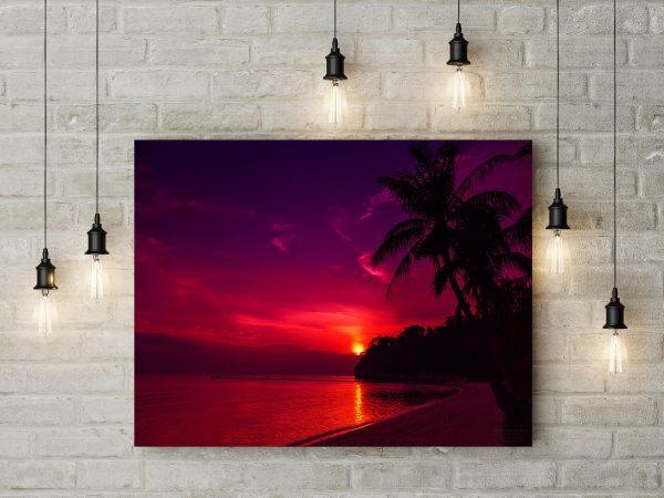 Thailand Beach Sunset 1