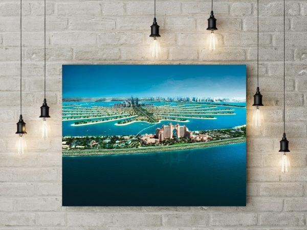 The Dubai Palm Jumeirah Islands 1