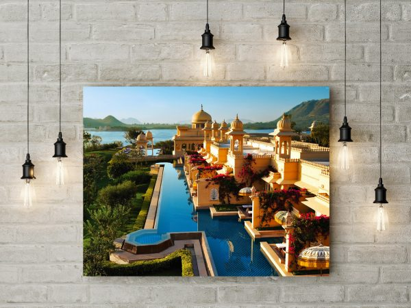 The Oberoi Udaivilas Udaipur India 1