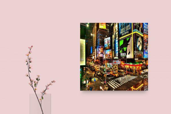 Times Square New York USA 1