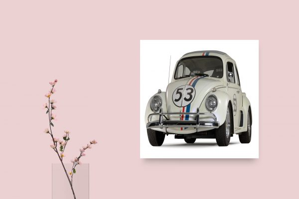 VW Beetle Herbie 1