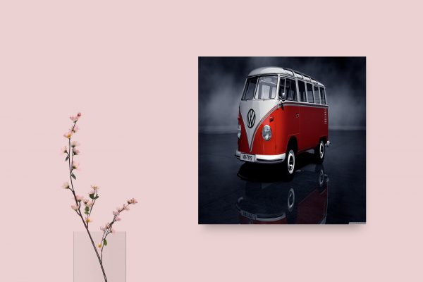 VW Combie Red 1