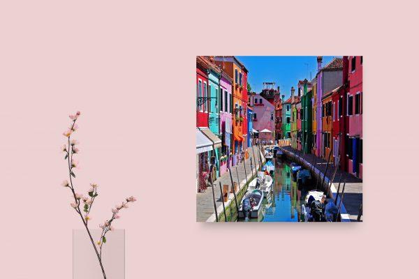 Venice Italy Burano Island 1
