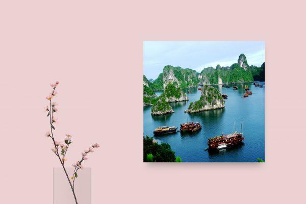 Vietnam Halong Bay 1