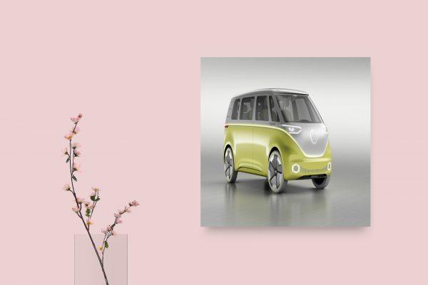 Volkswagen ID Buzz Concept 1