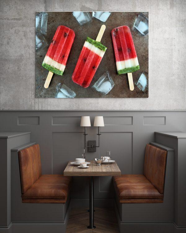 Watermelon Ice Cream 1