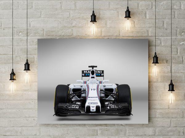 Williams F1 FW37 1