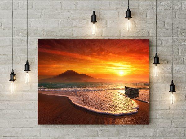 Wonderful Beach Sunset 1