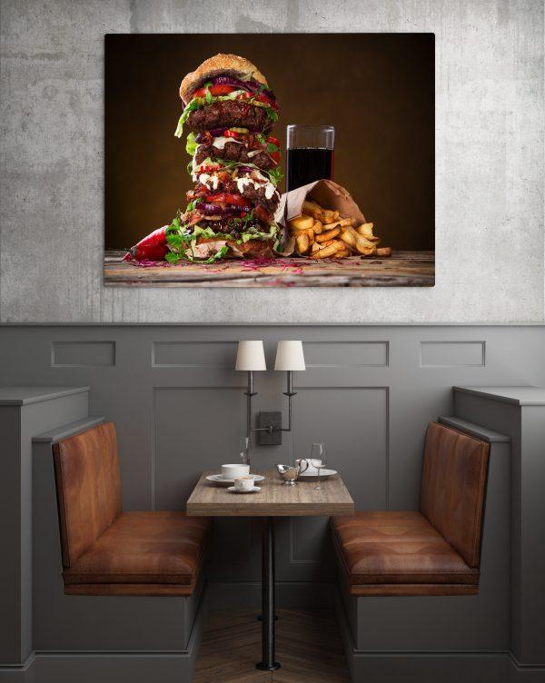 XXL Burger 1