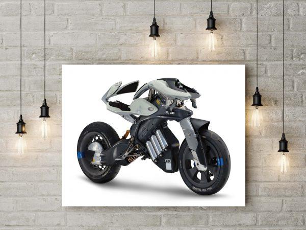 Yamaha MOTOROiD Concept 1