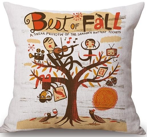 Linen Cushion Cover Best Of Fall 1